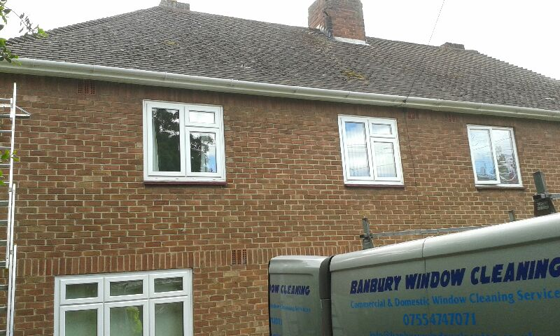 Banbury Window Cleaning Home Page
